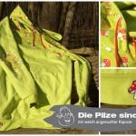 Fliepi-Pulli grün