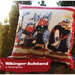 Wikinger-Kissen