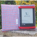 Hülle für einen ebook-Reader