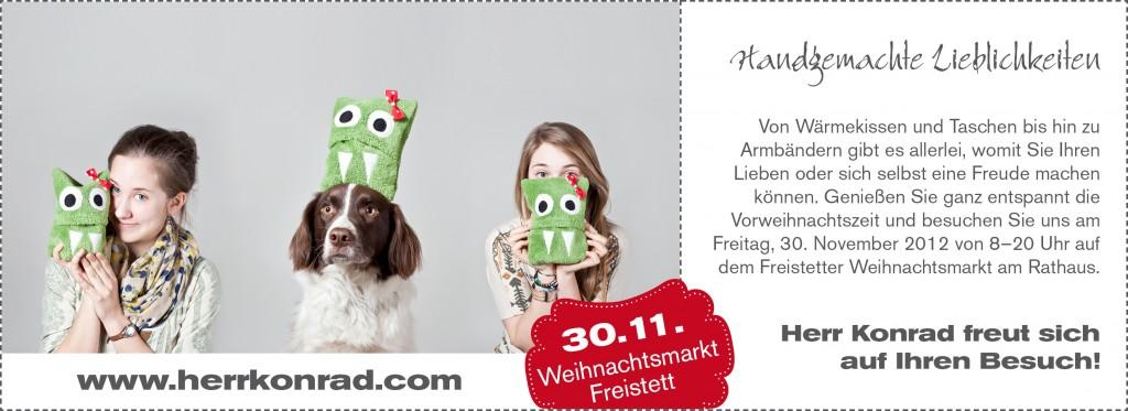 Weihnachtsmarkt Freistett | 30.11.2012